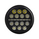 New Arrival Daymaker Motorcycle Led Headlight Round 5.75 Inch Led Headlight For Harley Motorcycle