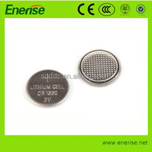 3V Lithium Manganese Button Cell battery CR1220 CR2025,CR2032,CR2450,CR2477 ETC.