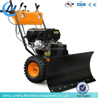 2015 New design Two-stage track snow thrower for sale