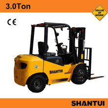 3 ton oil forklift of China