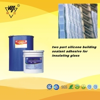 high grade neutral two component universal structural silicone sealant/adhesive