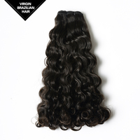 VV Brazilian Hair Products Natural Color Virgin Remy Human Extension 100% Unprocessed Different Types Of Curly Weave Hair