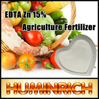 Huminrich Water Soluble Foliar Use In Agriculture Chelates Edta Zn 15