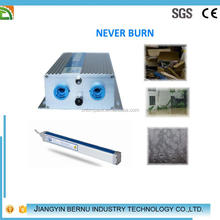 never burn static elimination device for slitting machine