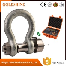 The best choice structural alloy steel high reliability for Shackle Load Cell