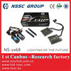 NSSC Factory Price Bestselling With CE & ROHS & E-MARK Certificate Warning Cancel Hid Xenon Kit H4 Bi Xenon