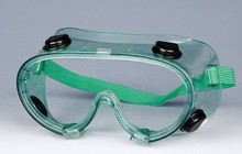 CE certification dust proof 4 vent valves safety glasses