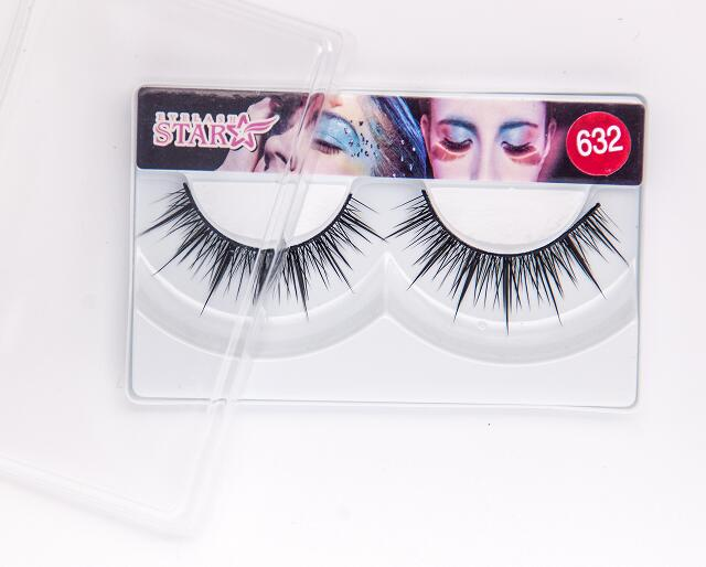 Silk eyelashes private label stars colors i beauty eyelashes