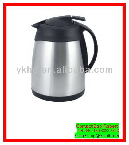 Stylish beautiful percolator coffee pot