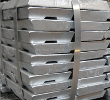 Factory price of Zinc ingot 99.995% to export
