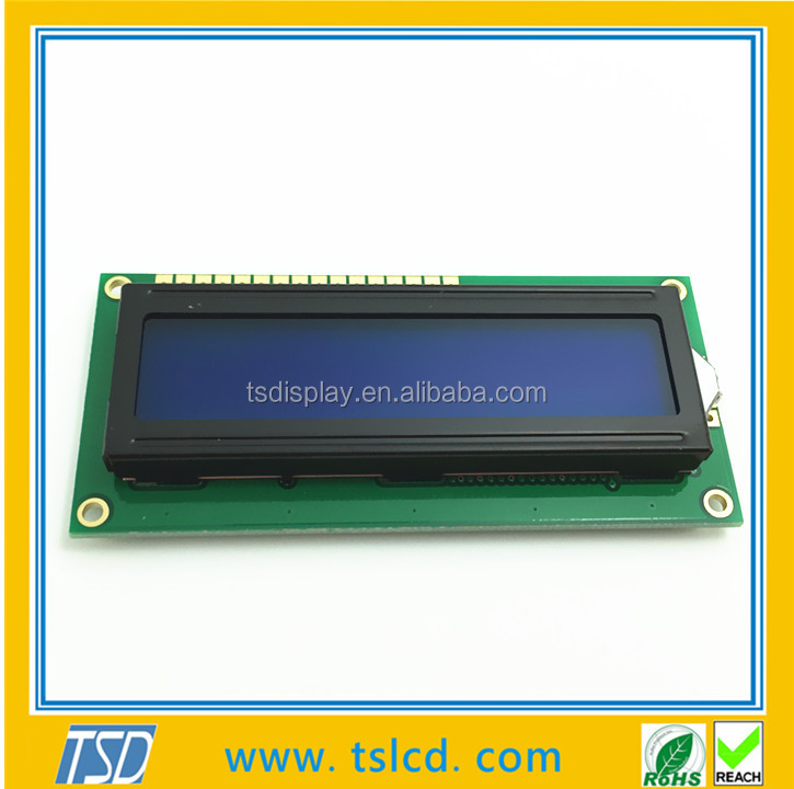 STN 16 x 2 Lines character lcd module 1602 LCD