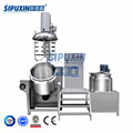 GMP Standard 50L Vacuum mixing homogenizer emusilfying machine