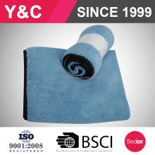 BSCI approved microfiber car cleaning cloth / Hot sale car wash towel / Microfiber towel for car