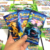 Pokemon Evolution English Booster Box - 36 Packs Of 10 Random Cards