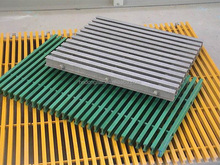 Colorful Fiberglass Molded grid grating from China Manufactory