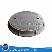 Olimy outdoor drain cover fiberglass manhole cover frp well lid