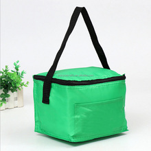 China thermal black non woven wine cooler bag for frozen food