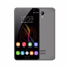 Original Oukitel K6000 Plus 5.5 inch MTK6750T Octa Core 4GB RAM 64GB ROM Android 7.0 Camera 16MP China Mobile Phone