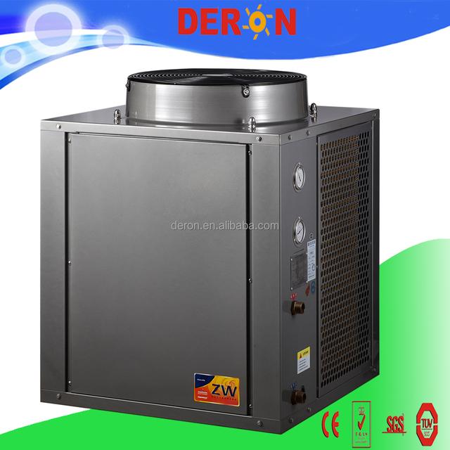 Guangzhou factory high efficiency commercial wholesale HVAC system air water heat pump(R410a Copeland/ Daikin)