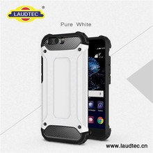 Laudtec-Hybrid Armor Case Hard Mobile Phone Cover for huawei P10 plus case
