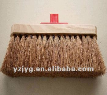 house cleaning brushes with pp bristle or pvc bristle
