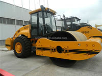 high quality diesel road roller 26ton roller
