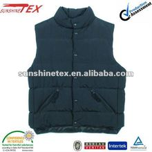 mens fashion winter work vest