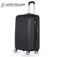 Expandable Carry On Luggage Abs Zipper