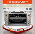 HIFIMAX Android 4.4.4 automobile dvd gps for Toyota Camry car navigation for Toyota Camry with car accessories