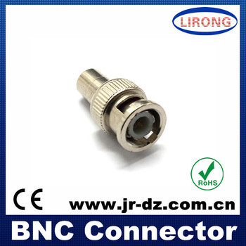 cctv connector bnc connector to rca