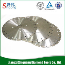Lame De Diamant 350 Granit Beton 15mm Segments Sky Roue De Diamant