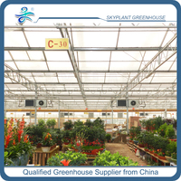 Polycarbonate Sheet Green house