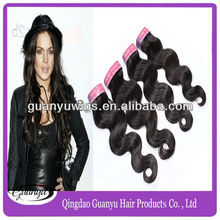 Tangle free natural vietnam hair brazilian human hair weaving
