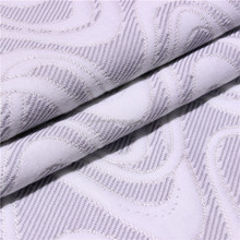 In Many Styles High Quality Knitted Breathable 100% Polyester Double Knit Mattress Fabric