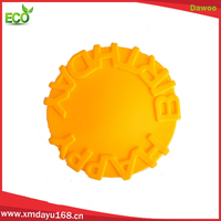 Wholesale silicone molds for cakes, happy birthday silicone cake baking pan