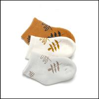 winter hosiery 100% cotton baby sock