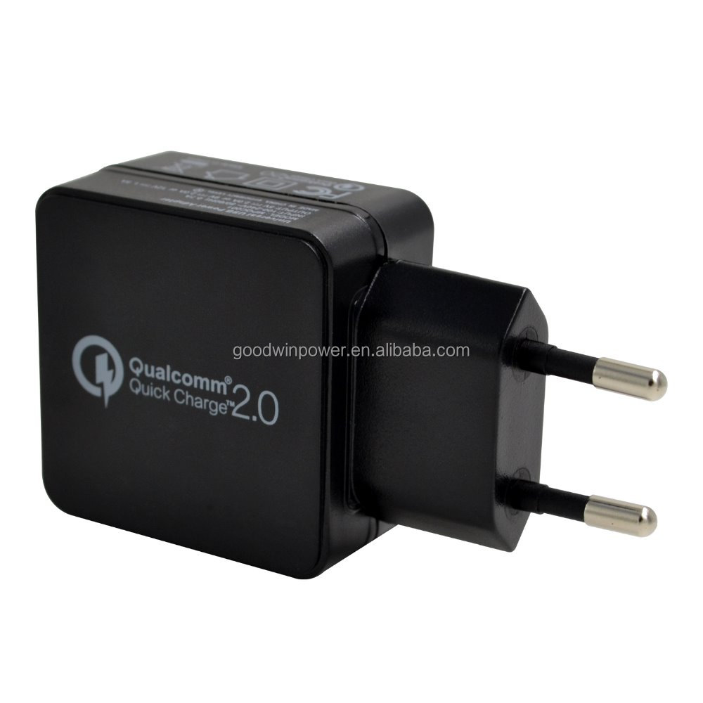 Usb home charger 5v 2a 9v 2a 12v 1.5a wall travel quick charger for sony z2