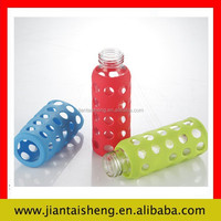 customized factory silicone rubber cup sleeve