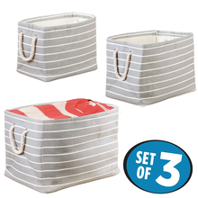 Clothes Storage Bins with Handles cloth cube for storage