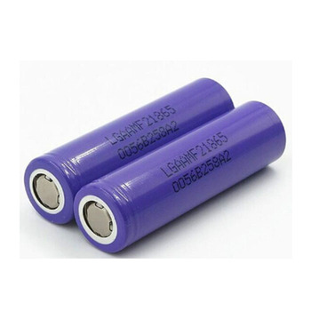 3.6V 2200mAh MF2 18650 10A High Power Cell for Electric Vehicle/ Power Tools