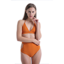 2018 High Quality European And American Style Sexy Girls Two Pieces Swimwear