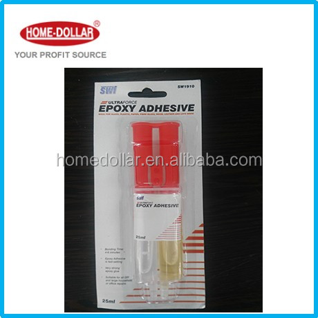 Double Components Epoxy Adhesive Epoxy Steel Glue