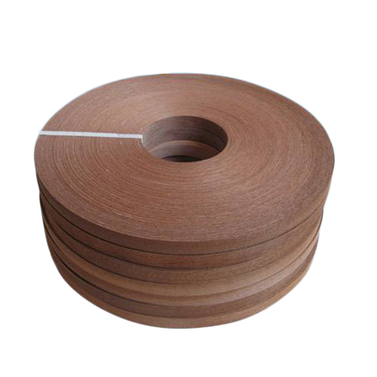 Woodgrain Design Laminated MDF Edge Strip 18mm for Wooden Door