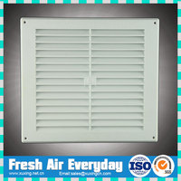 High quality plastic ceiling register vents air grille