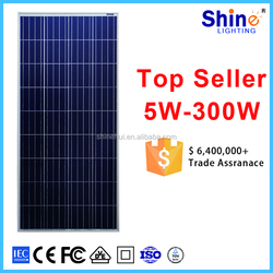 150w polycrystal Solar panel 150w,high efficiency Factory price 150w 12v solar panel