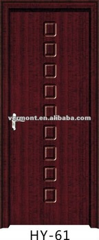 Teak Wood Door Design