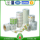 laminated aluminum foil paper for pharmaceutical or food powder packaging