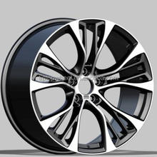 Suitable for bmw x5 x6 replica wheels 5x120 wheel 20 inch car alloy rim