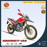Racing Motorcycle Best Selling Dirt Bike Off Road Bike SD200GY-13A