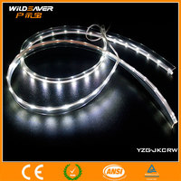 button cell battery powered operated led strip dongguan lighting product